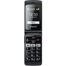Mobiiltelefon Emporia FLIP basic valge