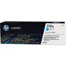 Тонер HP 312A M476* t. синий CF381A