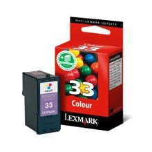 Тонер Lexmark #33/18CX033 Colour Inkjet...