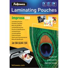 FELLOWES Laminating pouch 100 µ, 154x216 mm...