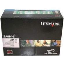 Тонер Lexmark 0012A6844 Toner чёрный