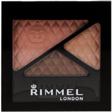 Rimmel London Glam Eyes Trio Eye Shadow 750...