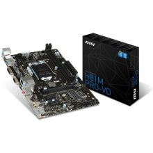 Emaplaat MSI H81M PRO-VD s1150 H 81 DDR3...