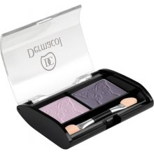 Dermacol Satin Duo Eye Shadows 2, Cosmetic...