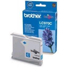 Тонер BROTHER чернила LC970C голубой |...