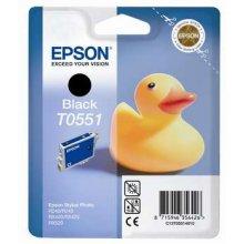Тонер Epson INK CARTRIDGE чёрный BLISTER/R