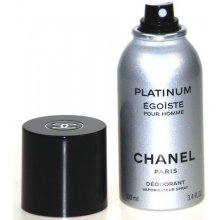 Chanel Egoiste Platinum, Deodorant 100ml...