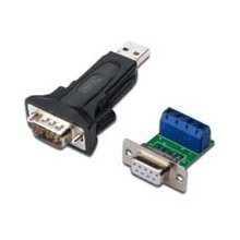 DIGITUS USB 2.0 zu seriell конвертер