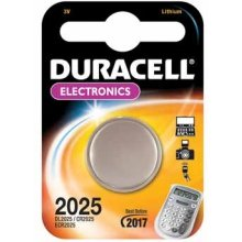 DURACELL CR2025, liitium, 1 pc(s)