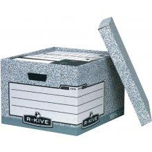 FELLOWES Arhiivikarpide konteiner, A4 серый...