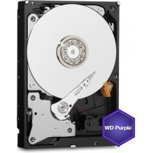Kõvaketas WESTERN DIGITAL HDD Purple 6TB...