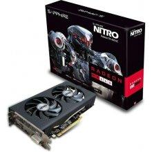 Videokaart Sapphire RX 460 2048MB, PCI-E...