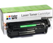 ColorWay Toner Cartridge, Black, Canon...