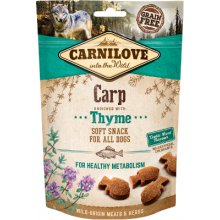 Carnilove Carp with Thyme Soft Snack for All...