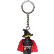 LEGO Keychain Castle Wizard