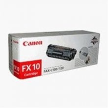 Tooner Canon FAX CARTRIDGE BLACK FX-10...