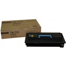 Тонер Kyocera TK-715, Laser, чёрный