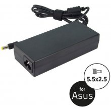 Qoltec Laptop AC power адаптер Asus 90W |...