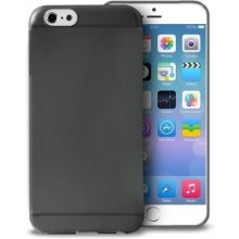 PURO Crystal Cover iPhone 6 black
