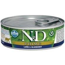 Farmina N&D PRIME Cat Adult - lamb &...