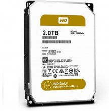 WESTERN DIGITAL HDD Gold 2TB SATA 3 0 128 MB...