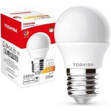 TOSHIBA LED lamp 3W C37 230W 250lm warm...