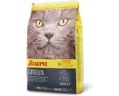 Josera Catelux - 0,4 кг | для длинношёрстых...