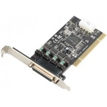 Dicota PCI POS Card 4x Serial RS232 Power...