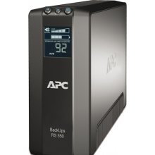 ИБП APC Power-Saving Back-UPS Pro 550VA mit...