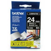 BROTHER Markeerimislint TZ-355, 24mm...