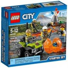 LEGO Volcano starter kit 60120