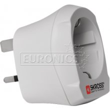 SKROSS Reisiadapter EUR->UK 1.500207