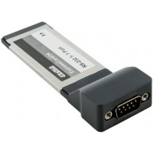 4World ExpressCard controller 1 port RS-232...