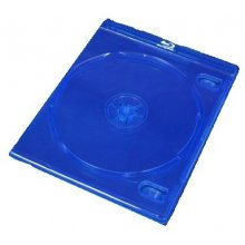 ESPERANZA Box for 1 Blu-Ray 12mm Blue...