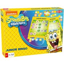 TACTIC Gra Sponge Bob Junior Bingo