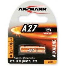 Ansmann батарейка A27 12V