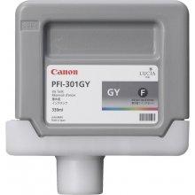 Тонер Canon PFI-301GY Tinte серый