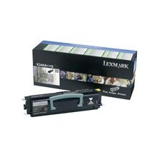 Тонер Lexmark X340A31E, 2500 pages, Laser...