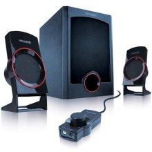 Kõlarid Microlab M-111 2.1 Speakers/ 12W RMS...