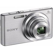 Фотоаппарат Sony Fotoap. W830, серебристый