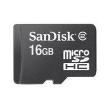Флешка SanDisk microSDHC Karte 16GB