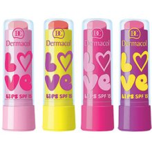 Dermacol Love Lips SPF15 10 Grape, Cosmetic...