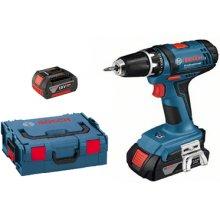 BOSCH Cordless Drill GSR 18-2 Plus 18 V, 2.0...