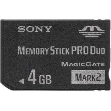 Флешка Sony память Stick Pro Duo Mark 2 4GB