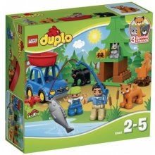 LEGO Duplo Wycieczka na ryby