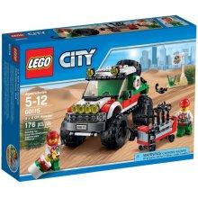 LEGO City Terenówka