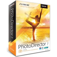 CyberLink PhotoDirector 7 Ultra Win/MAC DVD