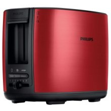 Philips Toaster HD2628/41 2 slot metallist 2...