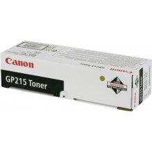 Тонер Canon GP215 Toner, чёрный