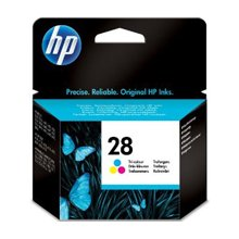Тонер HP INC. HP 28 Tri-color Inkjet Print...